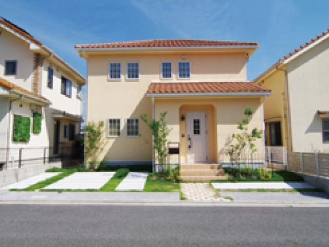 分譲住宅を購入する